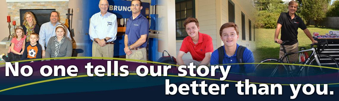 My Story - International Credit Union Day