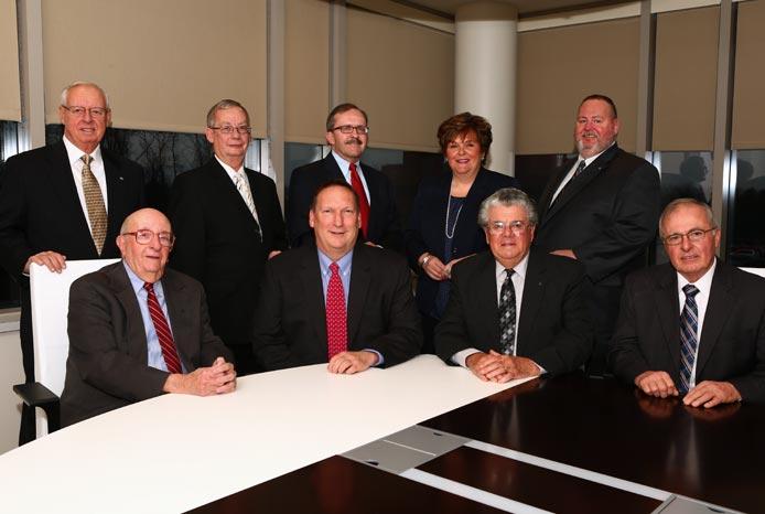 CAP COM Board of Directors