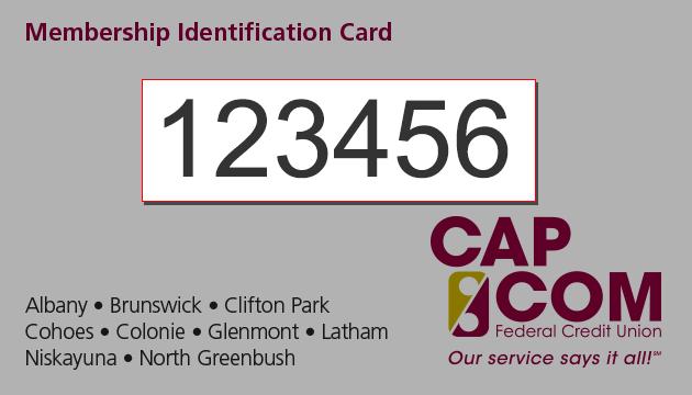 Membership Identification Card