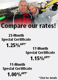 Compare Our Rates!